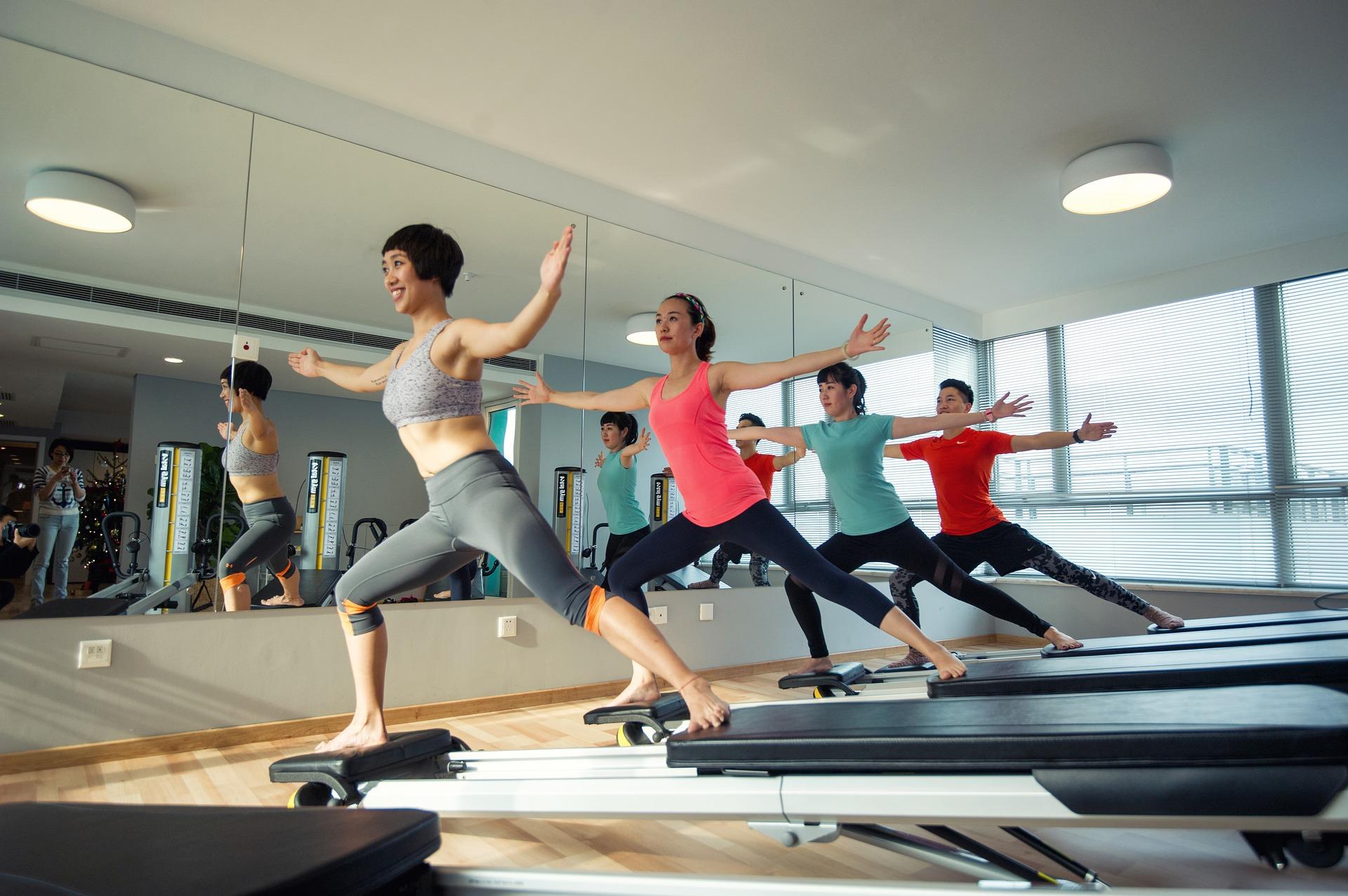 Pilates and Balance