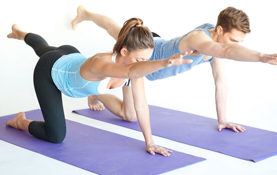 Physical Benefits of Pilates in Singapore