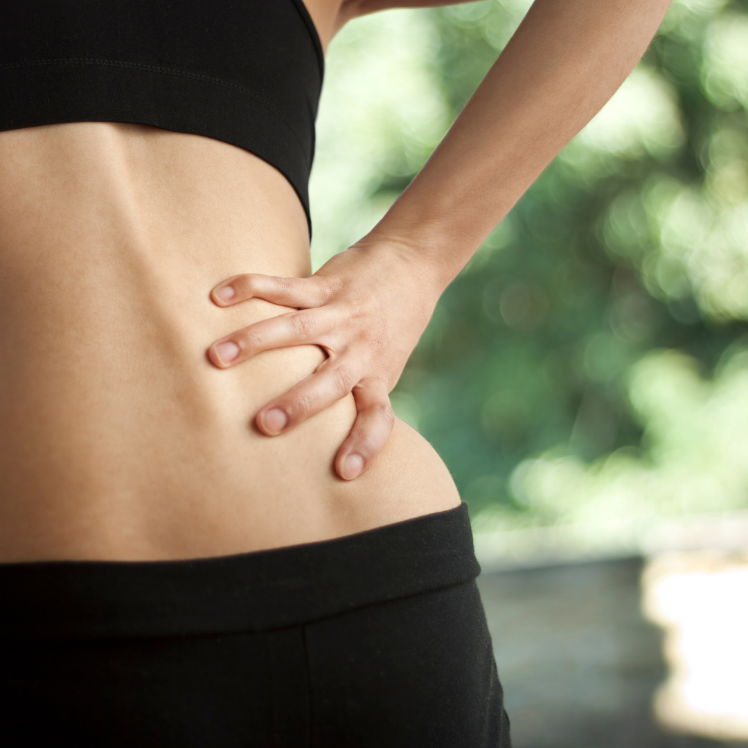 5 Steps to Help Lower Back Pain