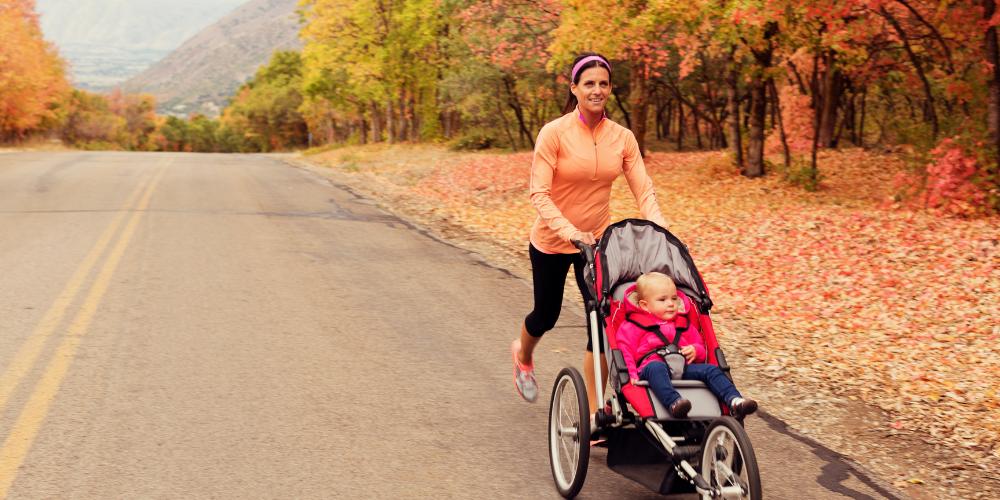 Return to Running Postnatal